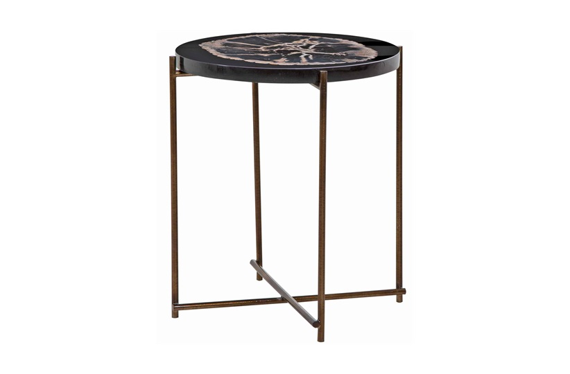 Fossil Side Table