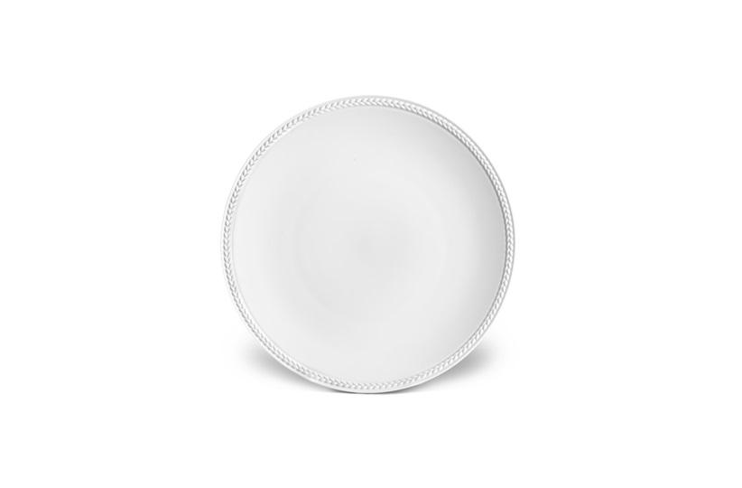 Soie Tressée Dessert Plate