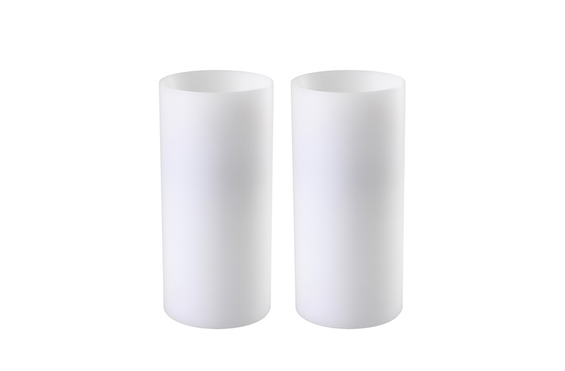 Artificial Candle Holder Set