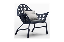 Samos Arm Chair                        by Smania