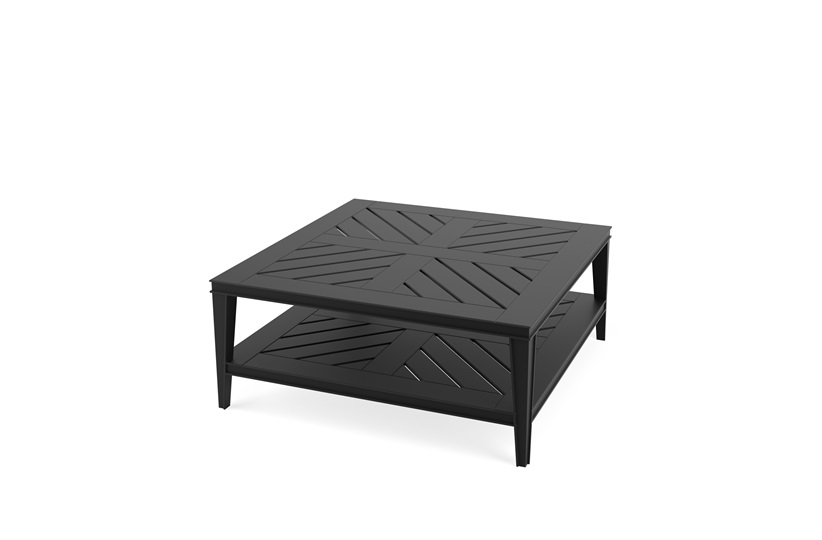 Bell Rive Square Coffee Table                          by Eichholtz