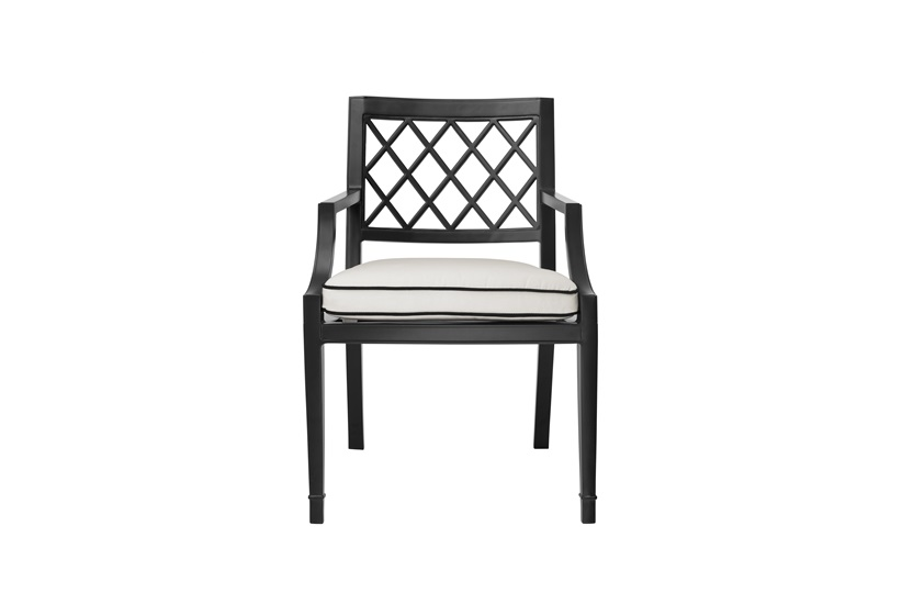 Paladium Carver Chair             by Eichholtz