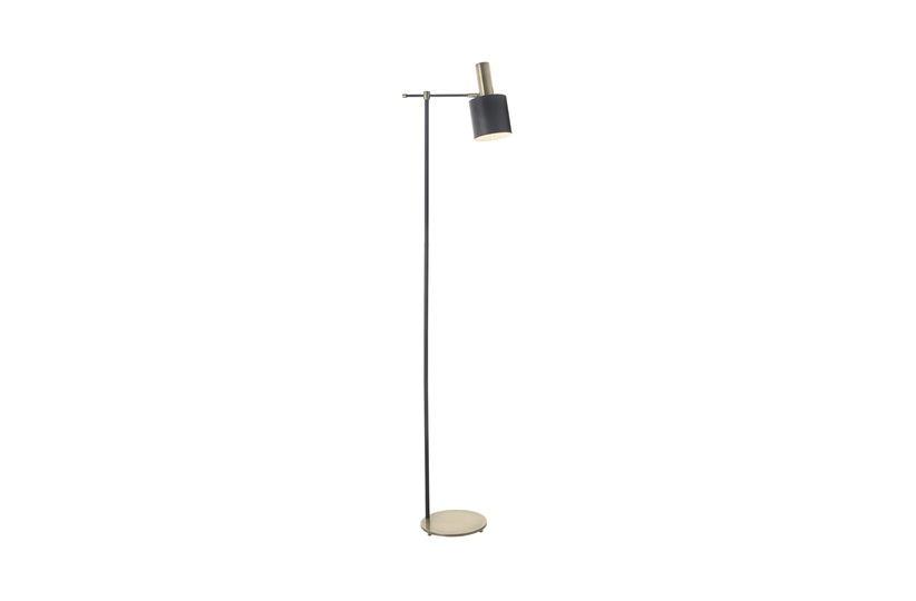 Pelle Antique Floor Lamp