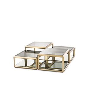 The Callum                               Coffee  Table by Eichholtz