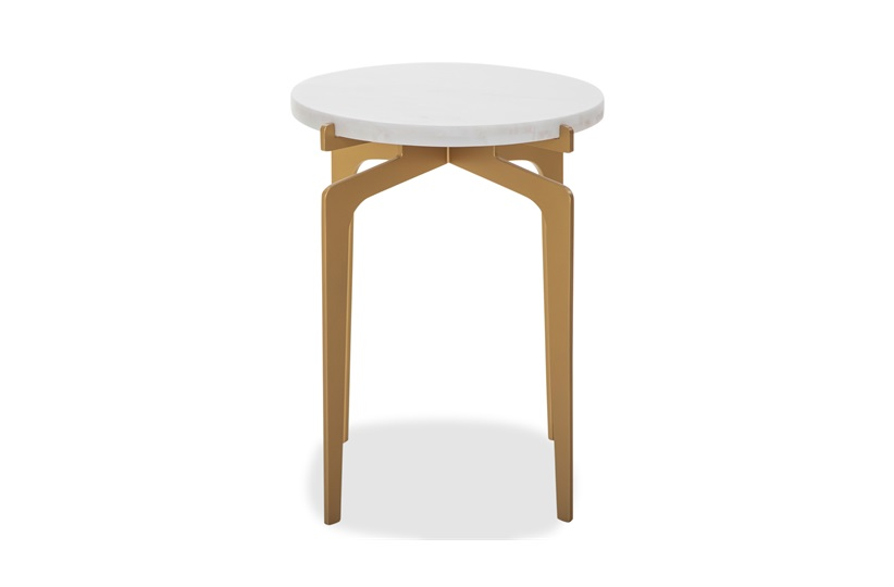Glaze Side Table