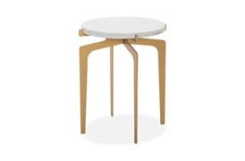 Glaze Side Table