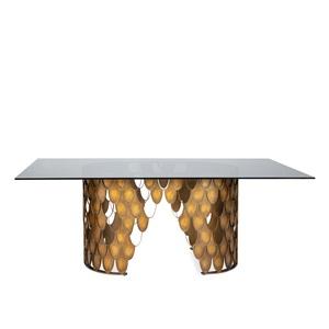Honey Dining Table