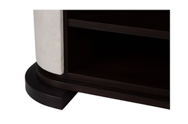 Ermete Bedside Table By Smania