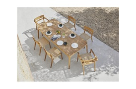 Paralel Dining Table          by Point
