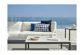 Long Island Outdoor Square Coffee Table      by Point