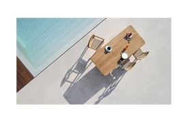 Paralel Carver Chair  by Point