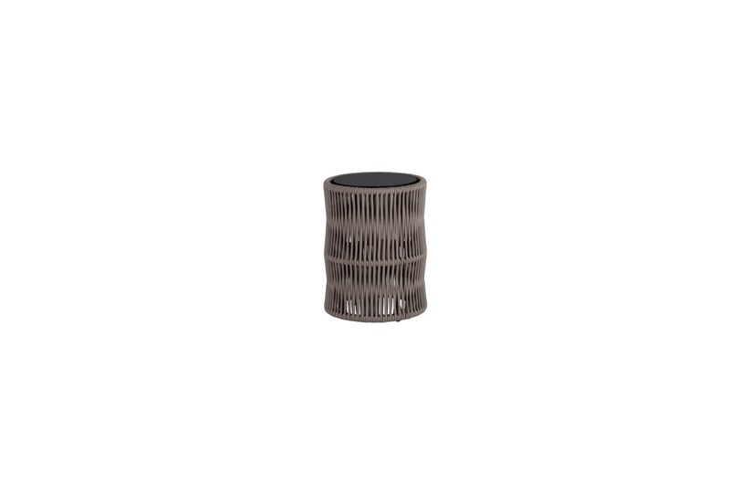 Weave Outdoor Round Side Table     by Point