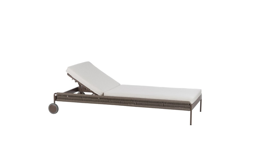 Weave Outdoor Sunbed    by Point