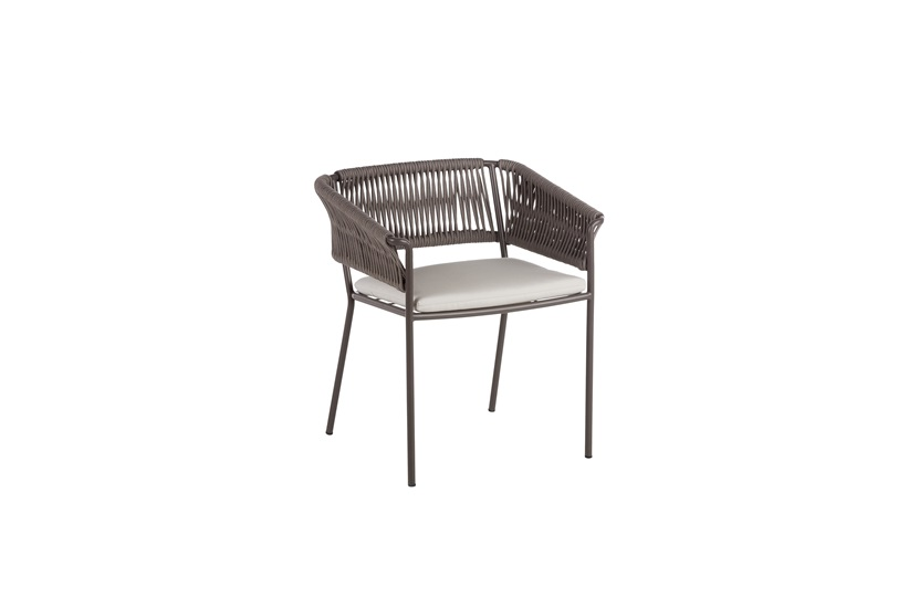 Weave Low Back Carver Chair  by Point