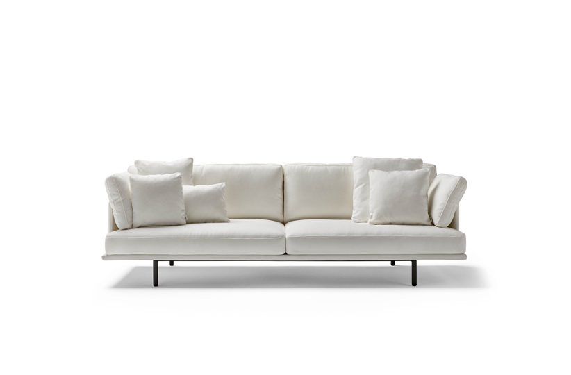 Long Island Outdoor 3 Seater Sofa      by point