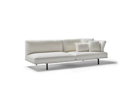 Long Island Outdoor 3 Seater Module Sofa    by Point
