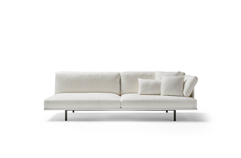 Long Island 3 Seater Module Sofa    by Point