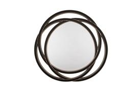 Dove Round Mirror