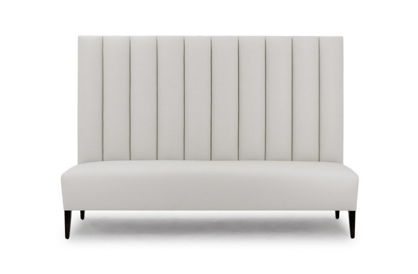 banquette bench with 979 Fluted Banquette on 8 Seater Teak Stainless Steel Garden Set Nirvana also 979 Fluted Banquette together with Details2 likewise Leather Dining Bench With Tufted Back And Glossy Chrome Legs in addition Newenglandseating.