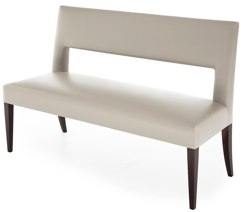 The hugo dining bench the sofa and chair company for Sofa company