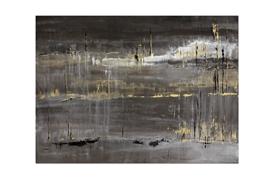 Urban Wetlands At Dusk