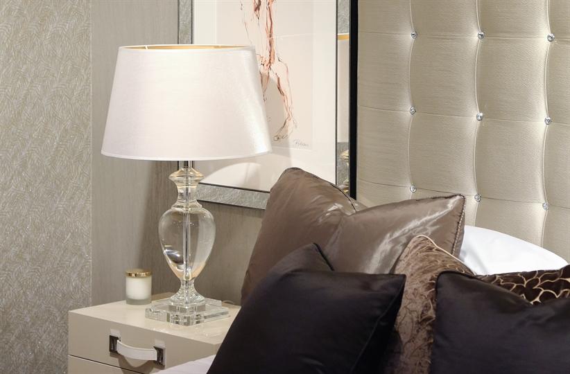 Crystal Curve Lighting The Sofa Amp Chair Company