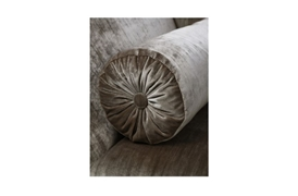 Pleated Bolster Cushion