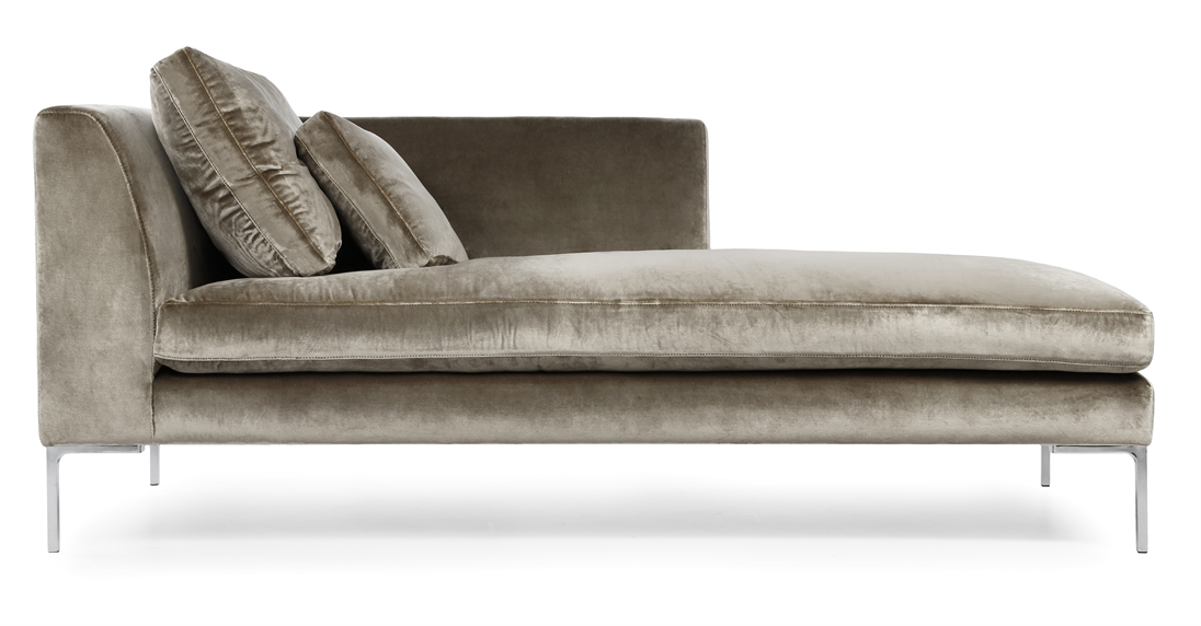 Picasso chaise longues the sofa chair company for Chaise longue style sofa