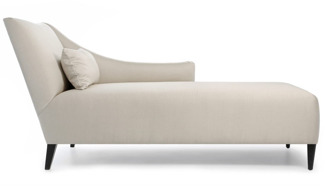 Rivera chaise longues the sofa chair company for Sofa 1 plaza chaise longue
