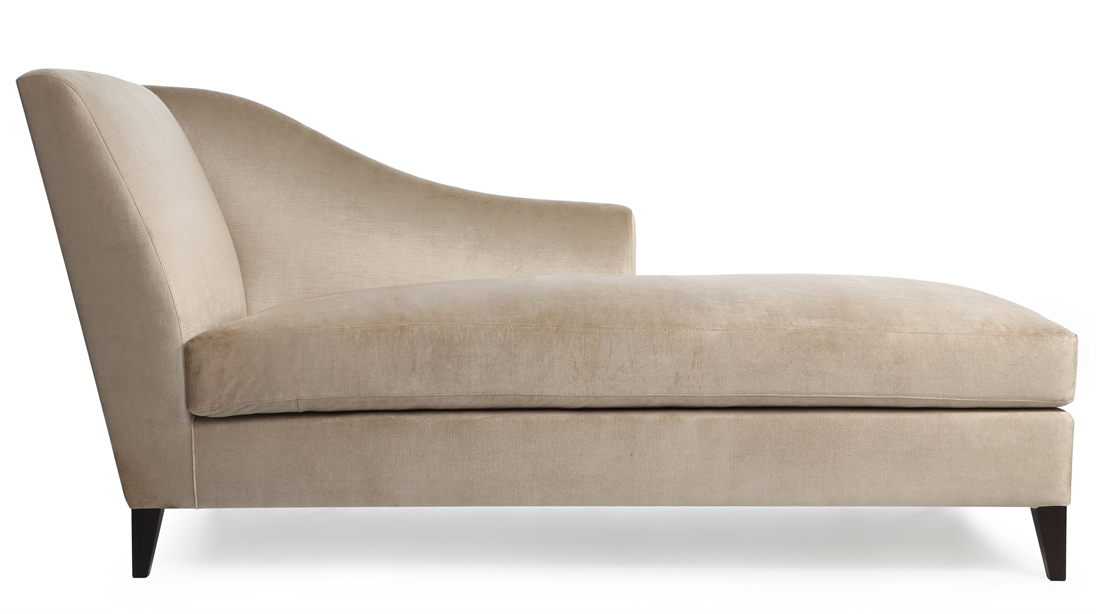 luxury chaise longues handmade in london the sofa u0026 chair company