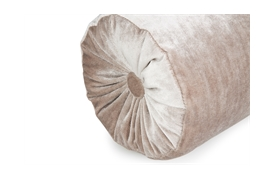 Pleated Bolster