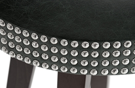 Studded Bar Stool