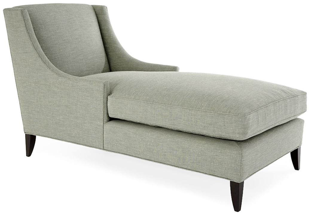 Chs b0166 chaise longues the sofa chair company for Bespoke chaise longue