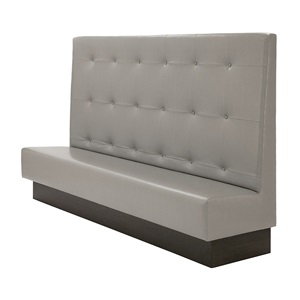 Quilted Banquette