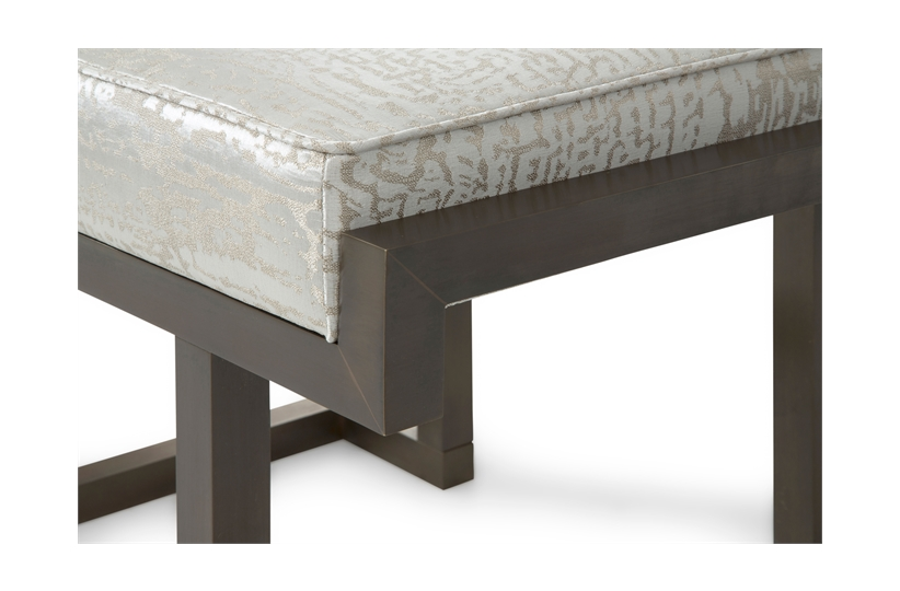 Bespoke Metal Frame Stools Benches The Sofa Chair Company