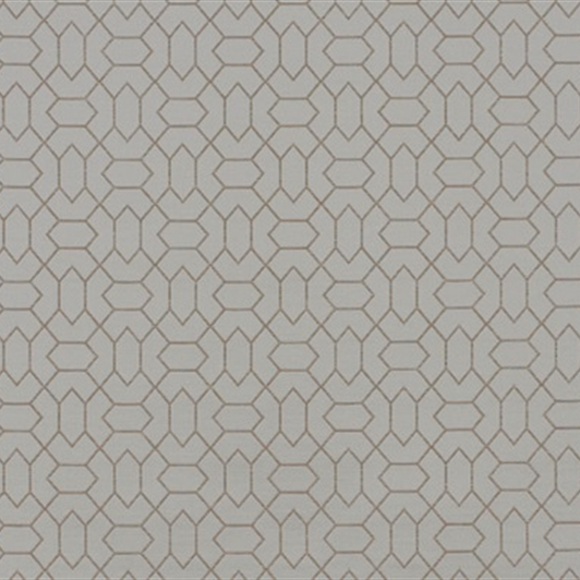 Tracery Silver Grey