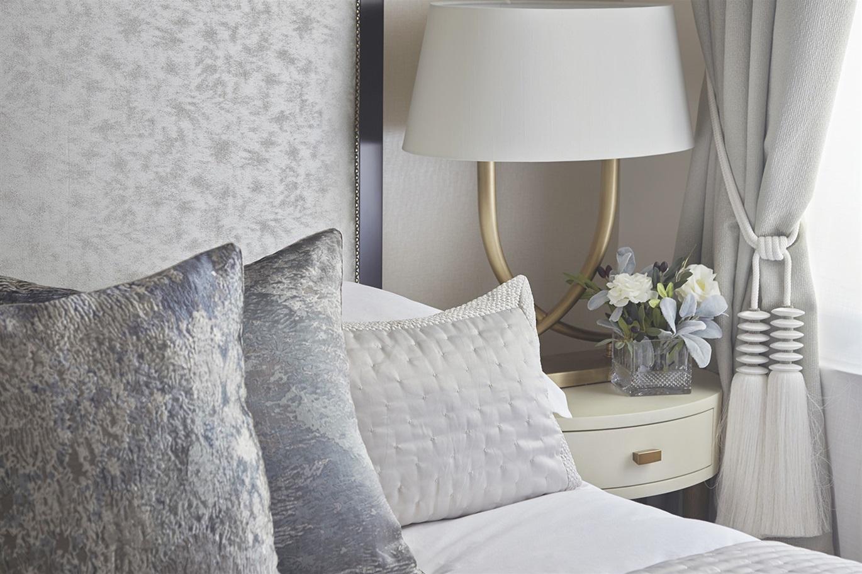 Olga Ashby - Bedroom