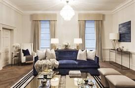 Hogarth House - Living Room