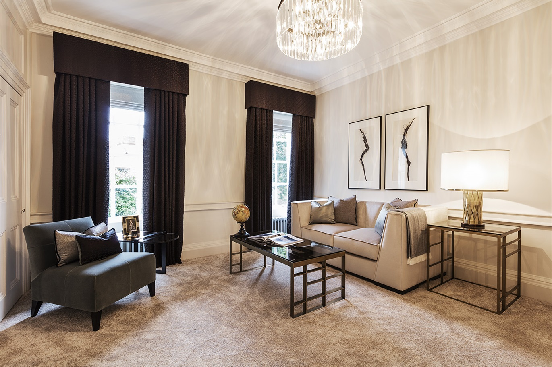 Hogarth House - Drawing Room