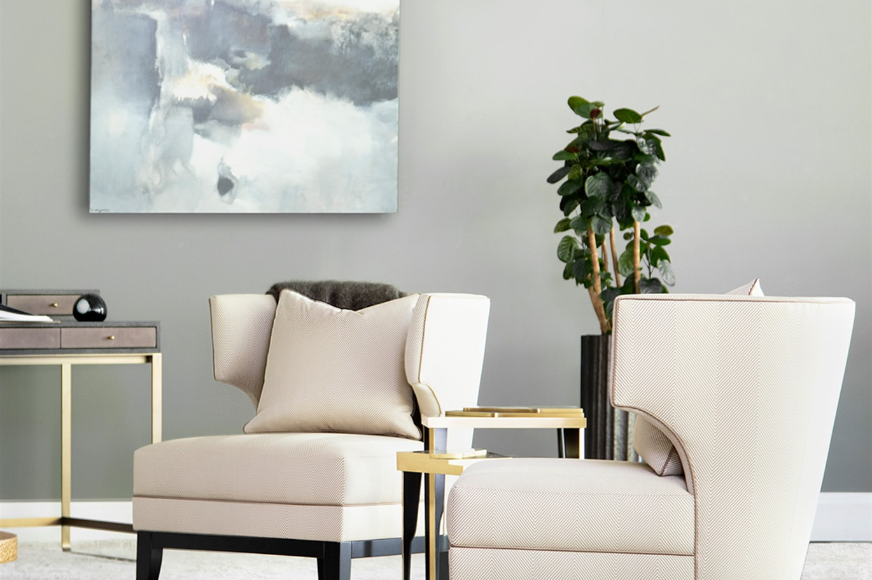 The Elegant Home Office