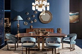 Italian Dining Room by Smania