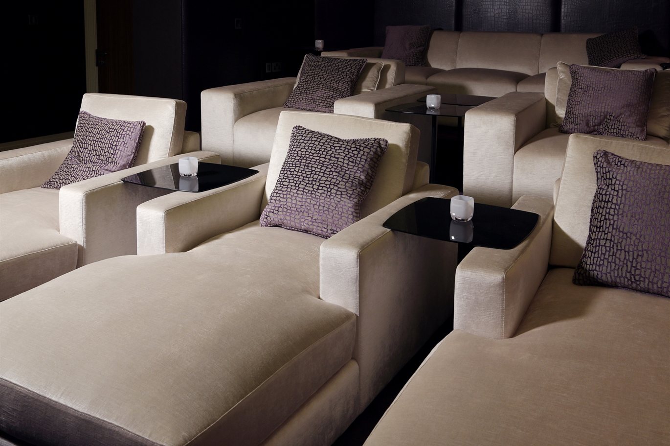 Cinema Room - The Sofa & Chair Company