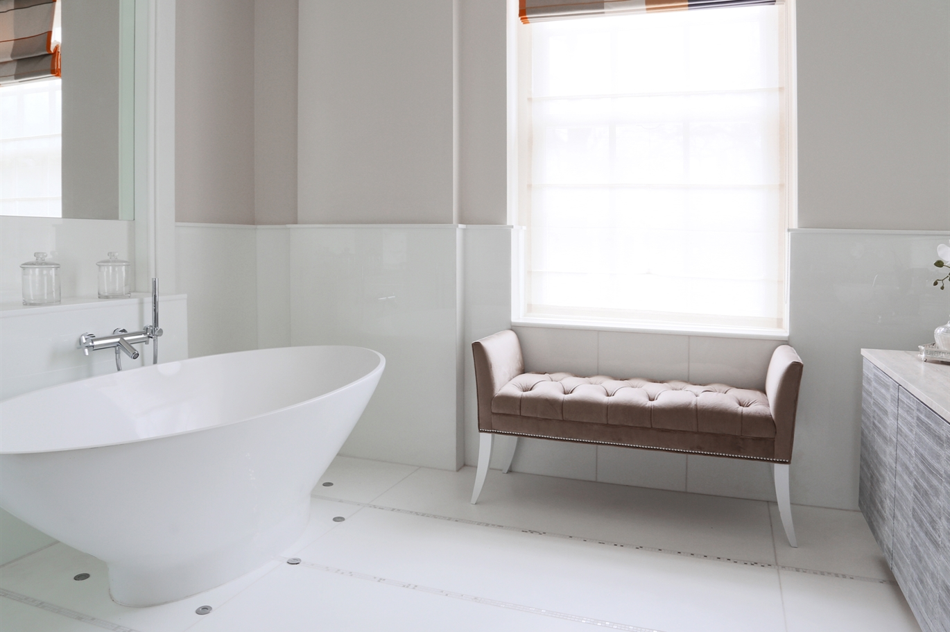 Luxury Bathroom Furniture - The Sofa & Chair Company