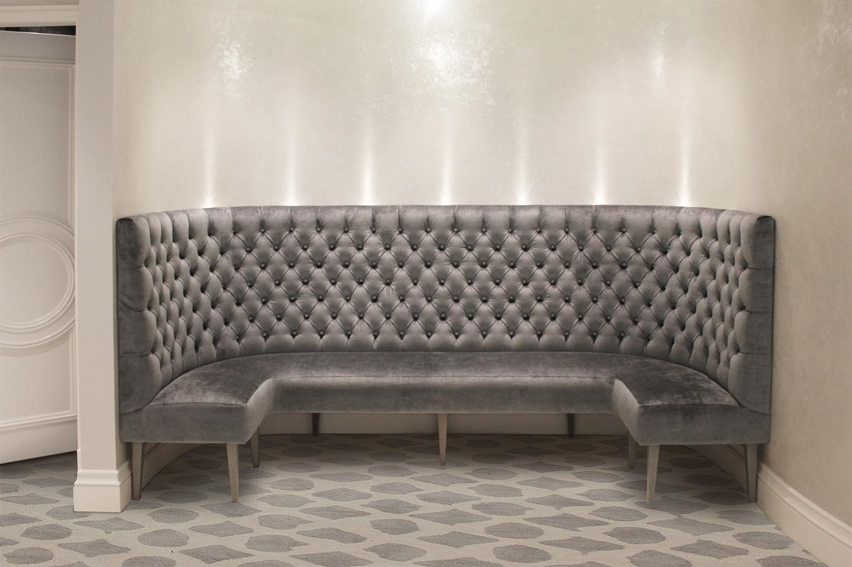 Elegant Entrance The Sofa Amp Chair Company
