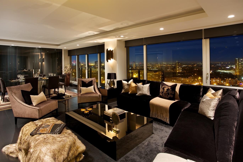 Riverside Penthouse