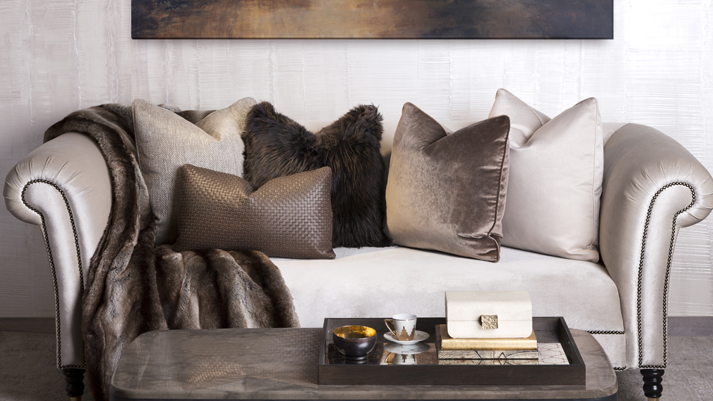 Luxury cushions designer sofa throws the sofa chair for Designer throws for sofas