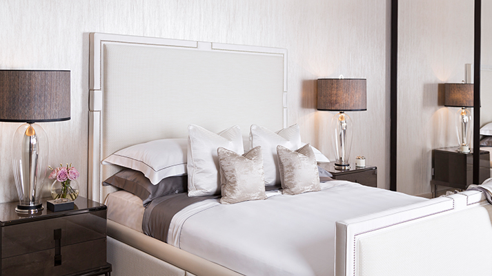 luxury designer beds and headboards