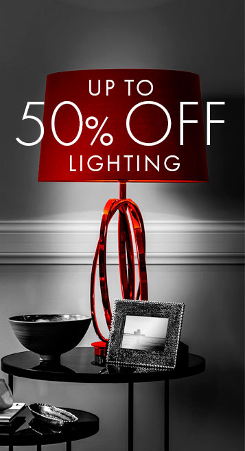 15% OFF Lighting