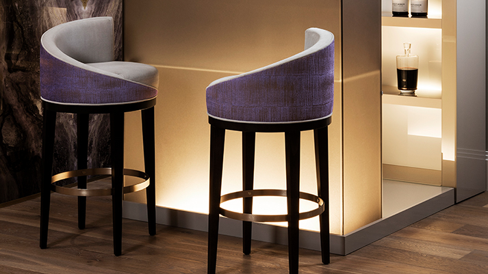 Designer Bar Stools Luxury Bar Stools S Amp C London