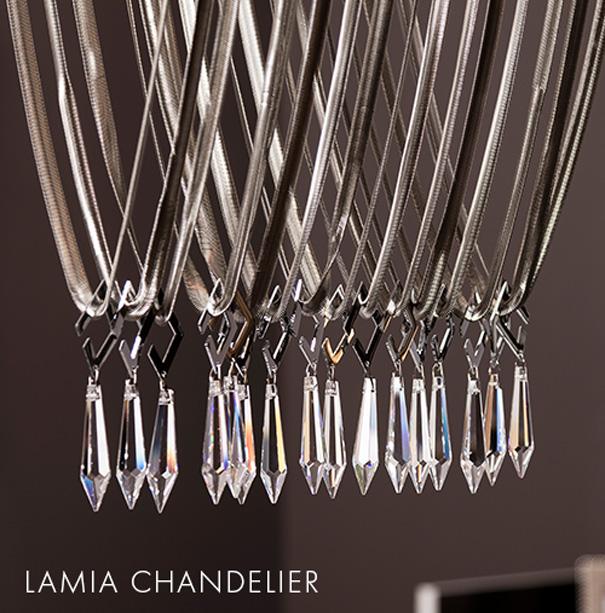 Lamia Chandelier